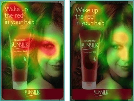 Sunsilk Eyetracking