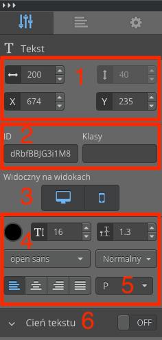 opcje_widgetu_tekst