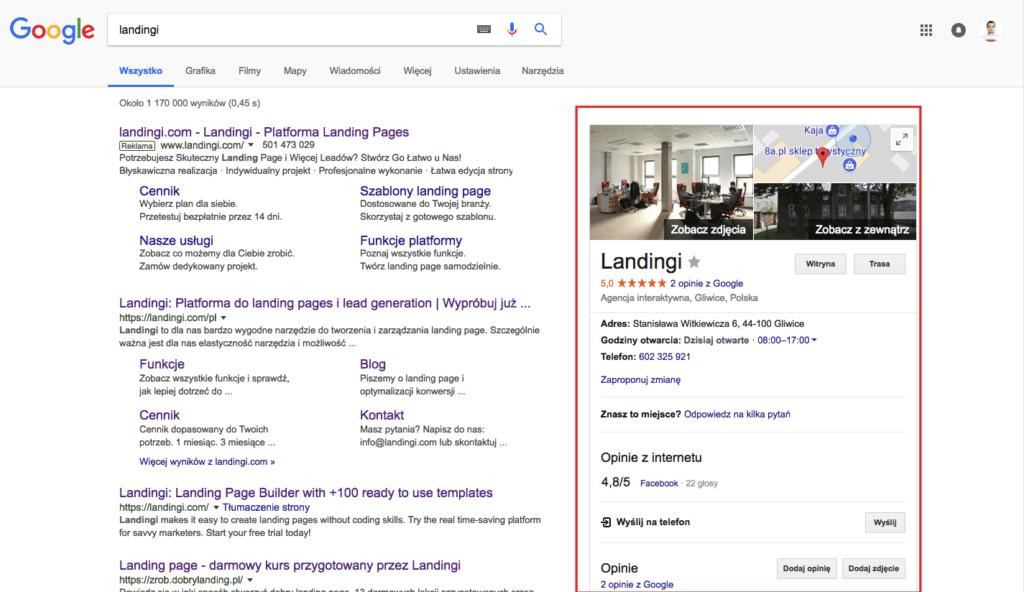 wizytowka-moja-firma-google-landingi