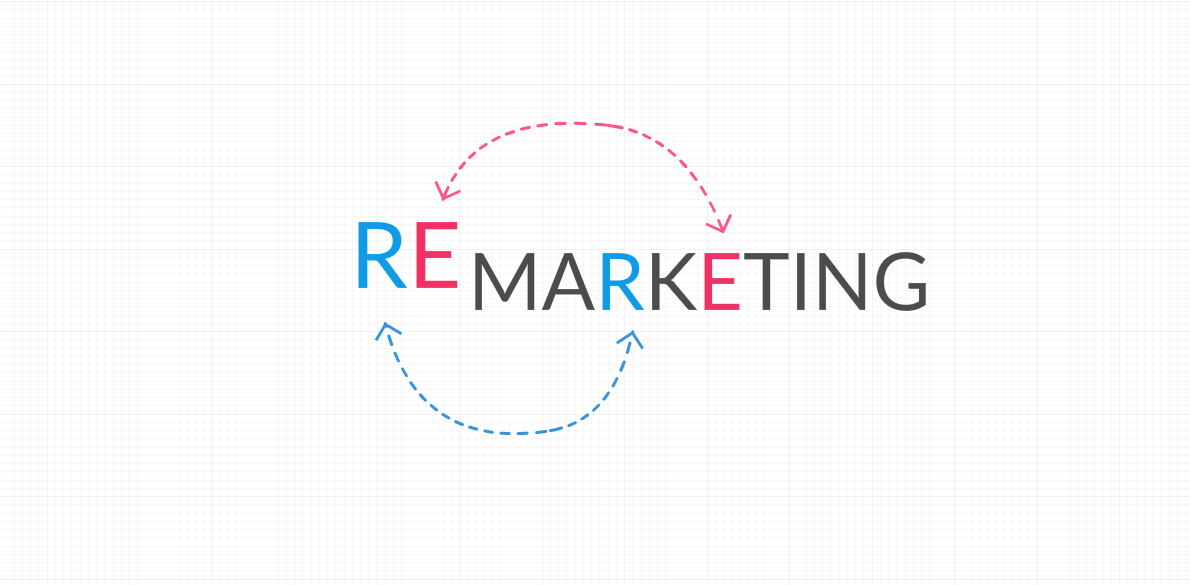text says: Remarketing